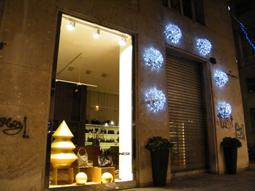 Decorazioni Luminose Natalizie Per Esterni : Eventidee installazioni natalizie